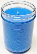8oz Mason Jar Candle