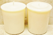 UNSCENTED 2 oz SOY WAX VOTIVE 24 PACK