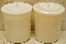 unscented soy wax votive made with 100% pure soy wax and premium colors