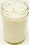 6 pack of 8oz Emergency Soy Candle