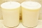 UNSCENTED 2 oz SOY WAX VOTIVE  72 PACK